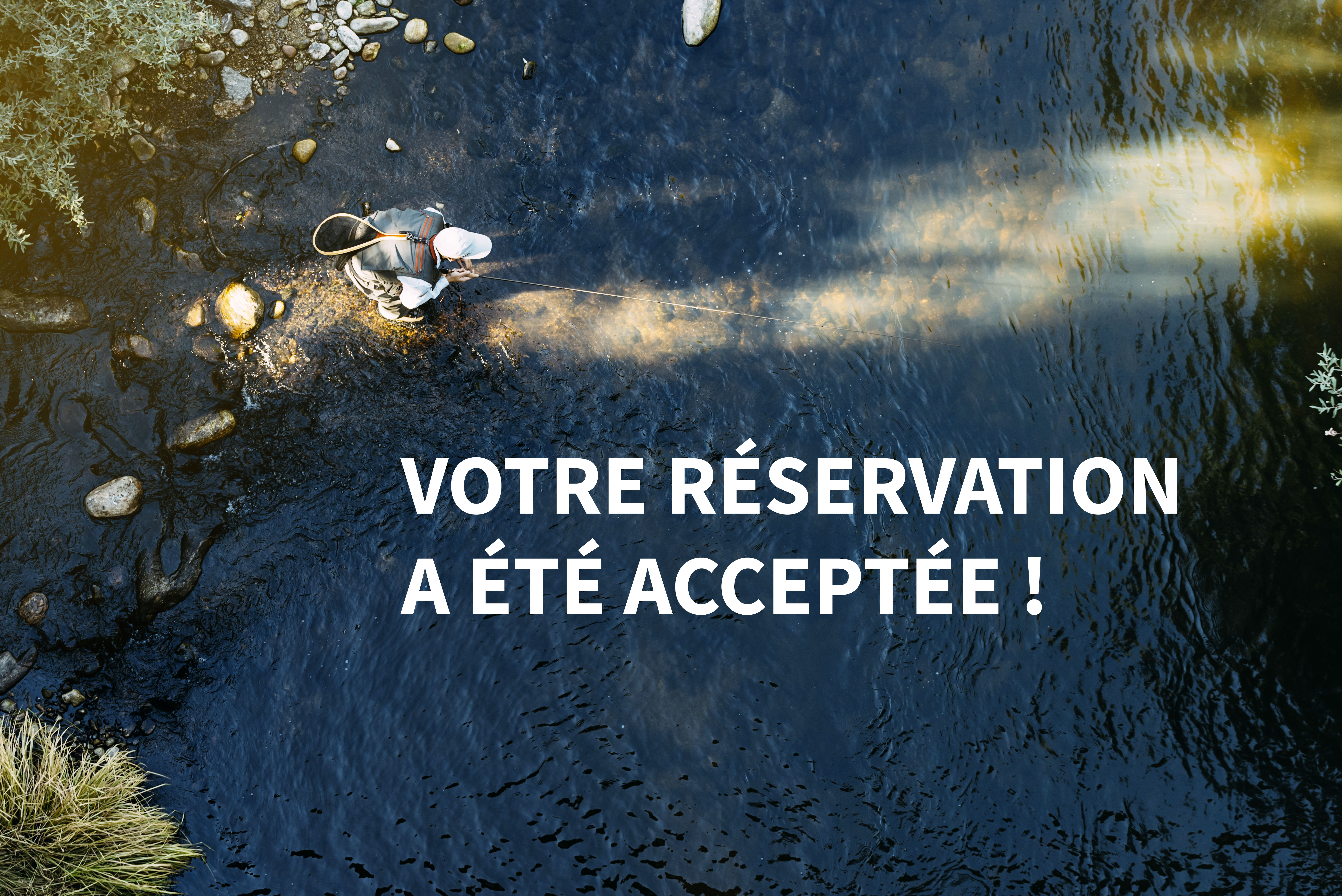 Guide de pêche : comment améliorer ses chances de réservation sur Rodmaps ?