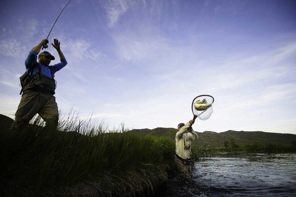 Devenir guide de pêche, c'est être entrepreneur avant d'être pêcheur