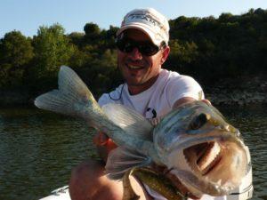 Séjour de pêche des carnassiers en mer d'Aragon