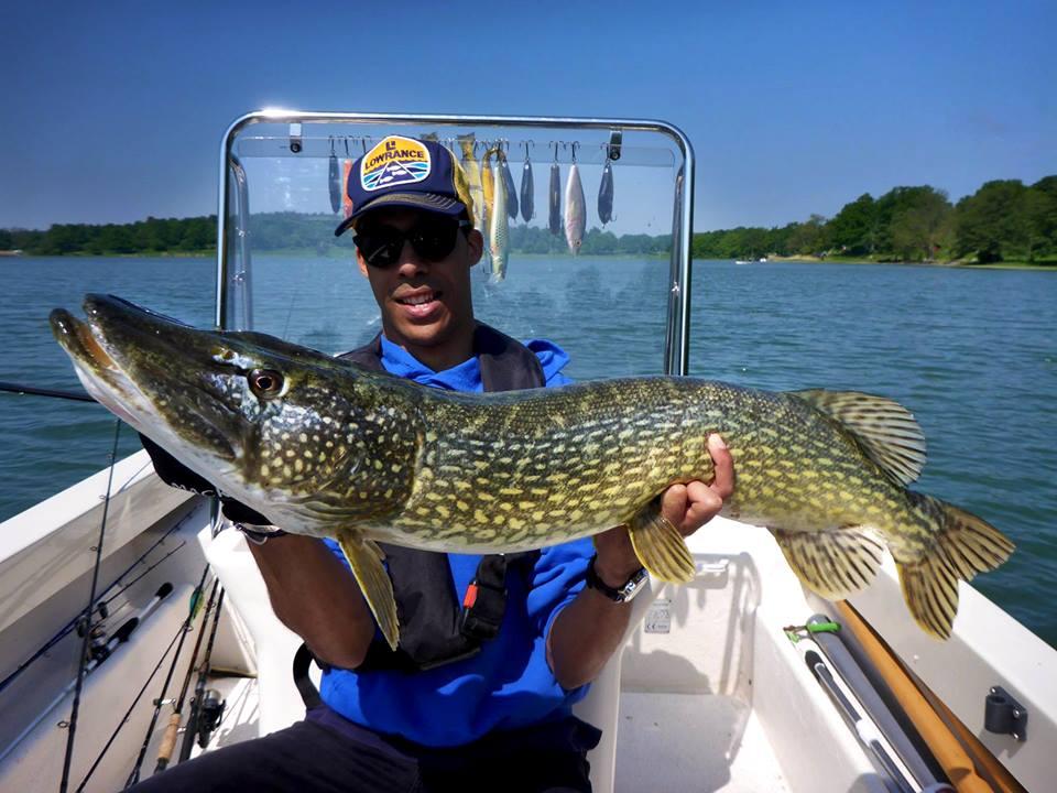 Ouverture de la pêche brochet 2019