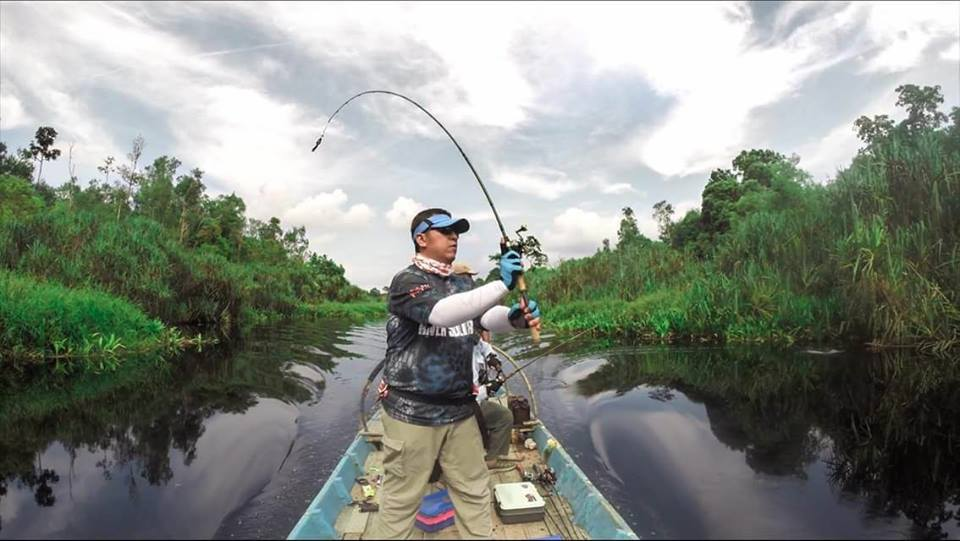 Jabbers : L'esprit de la pêche d'aventure
