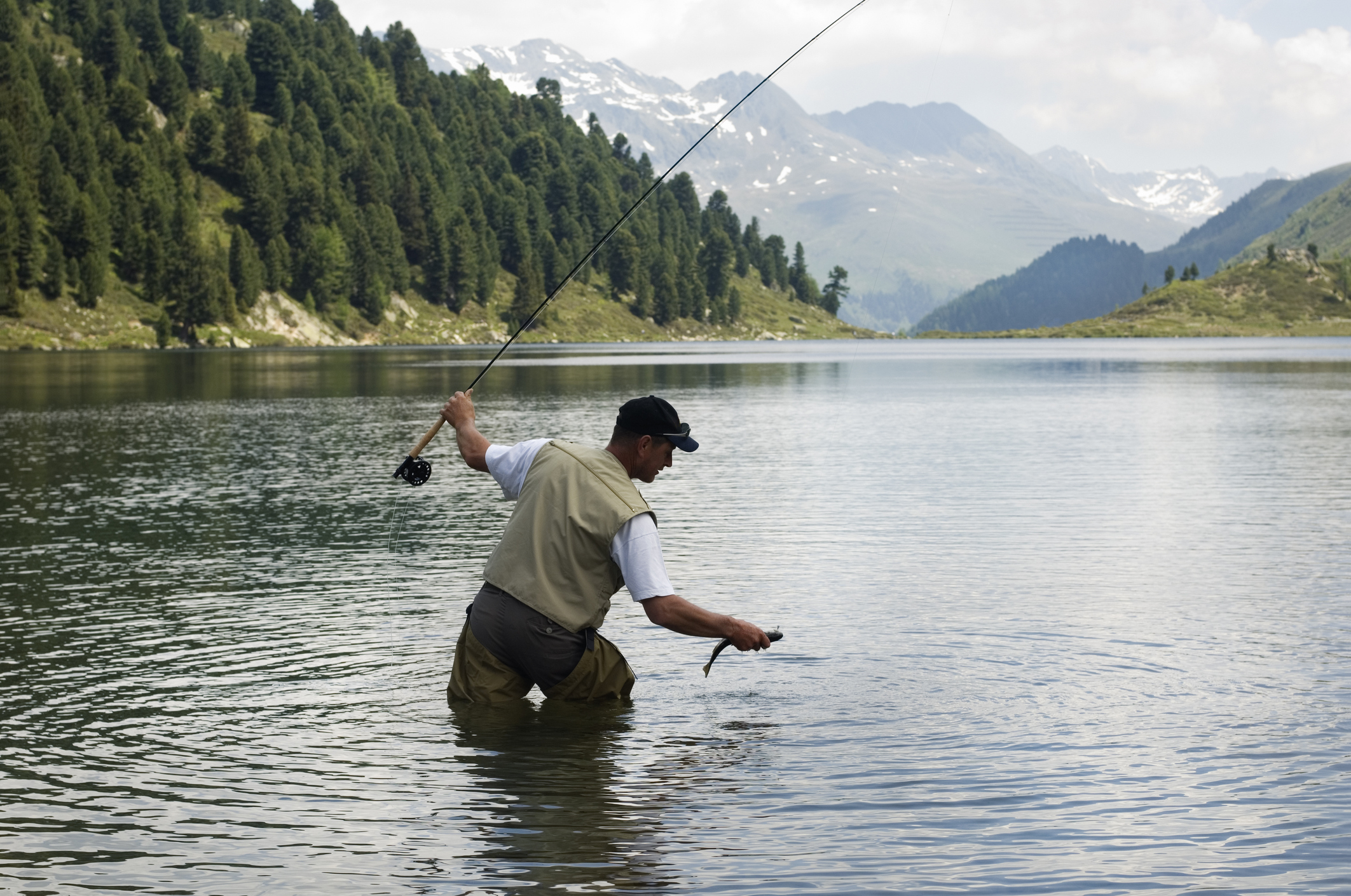 Ouverture de la pêche 2019