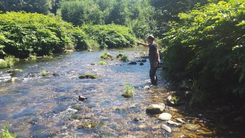 Sébastien Morel guide de pêche
