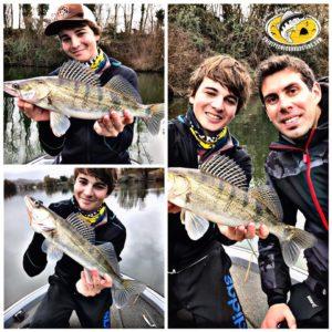 Sylvain Garza Guide de pêche