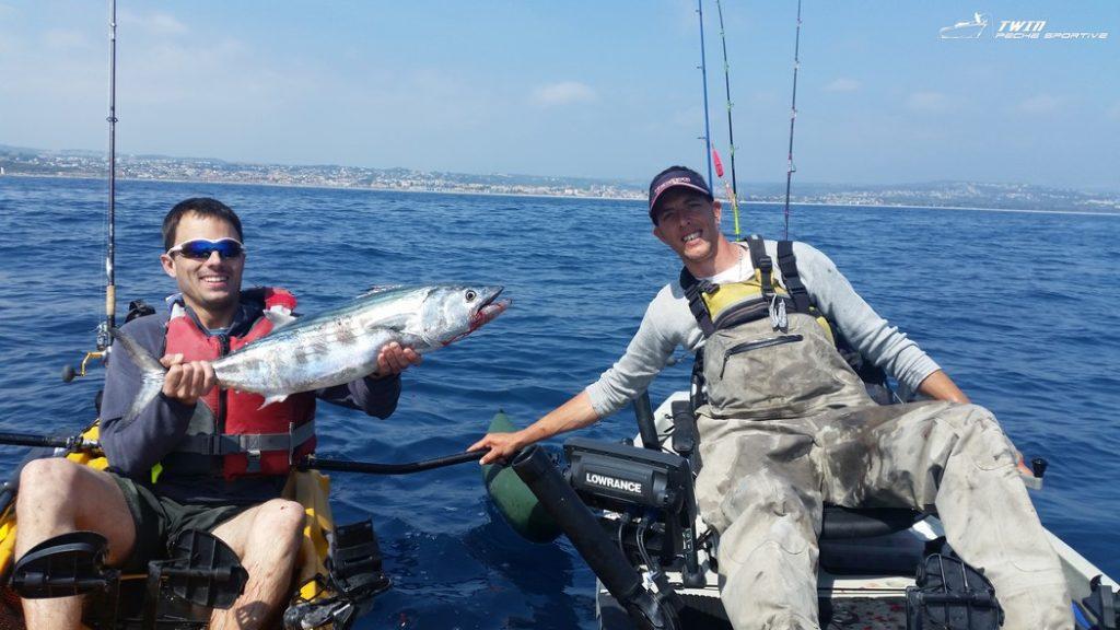 Fabien Harbers guide de pêchepela