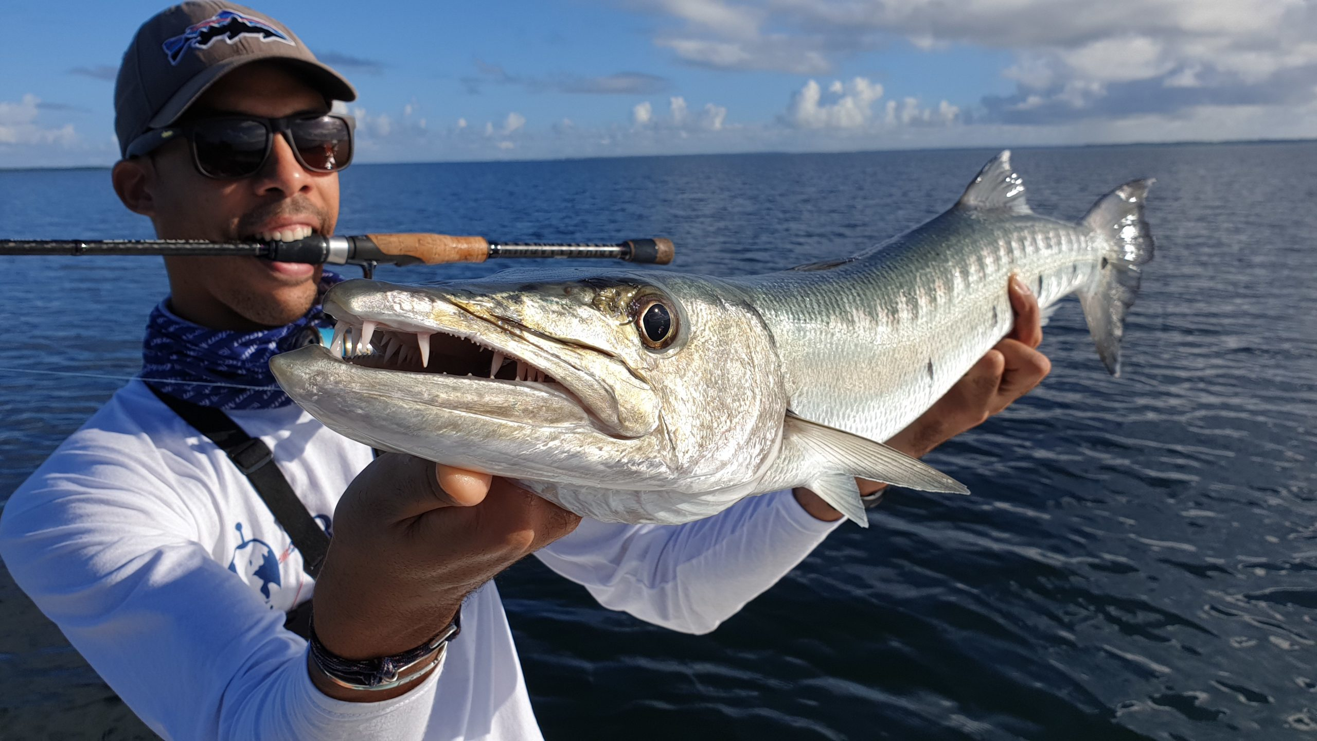 Pêche en Guadeloupe : 1er jour