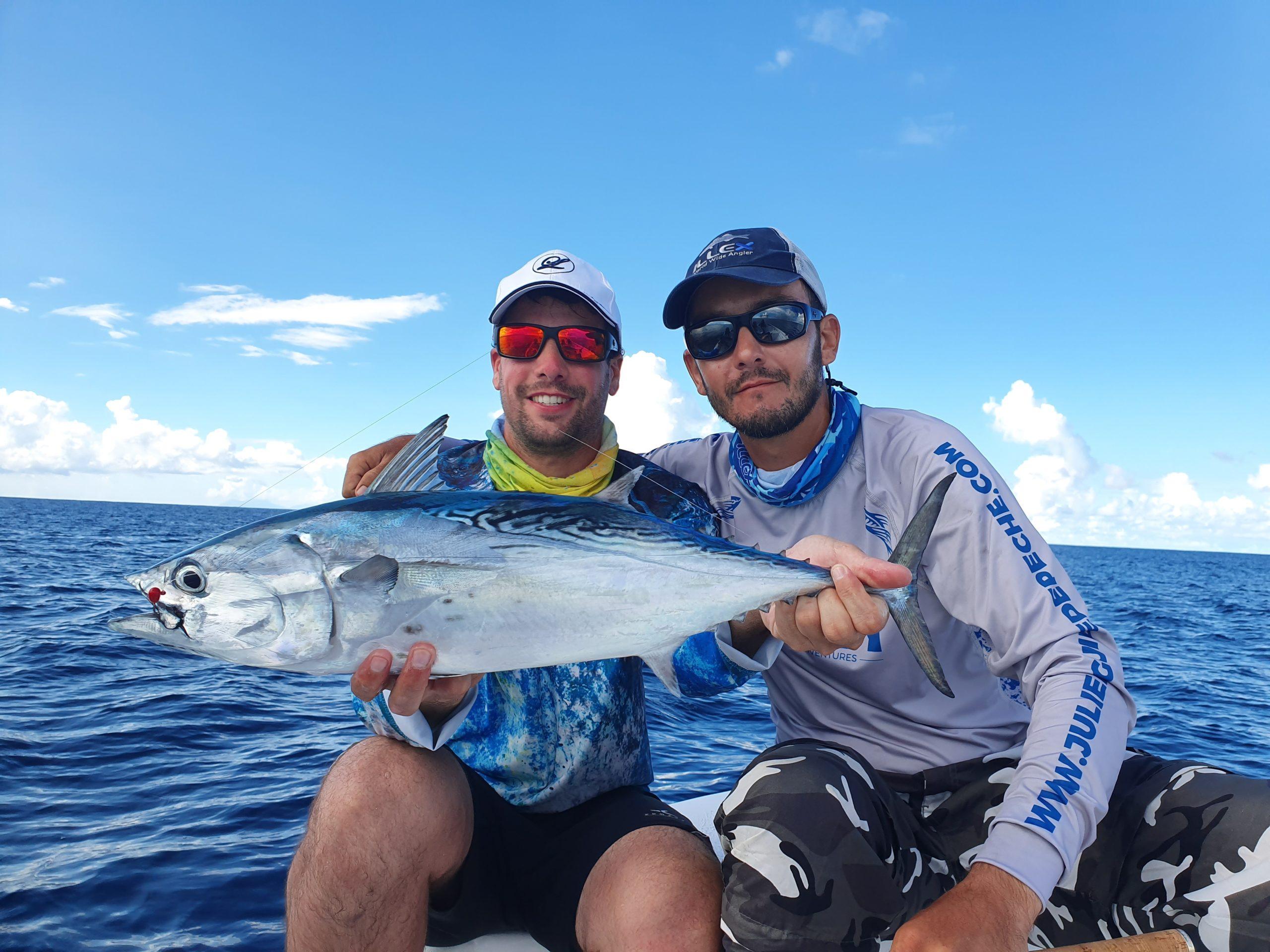 Pêche en Guadeloupe : 2ème jour de pêche