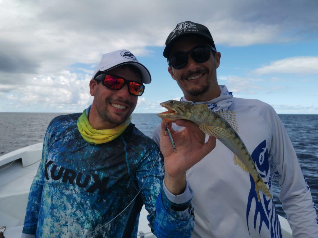 kuruk fishing