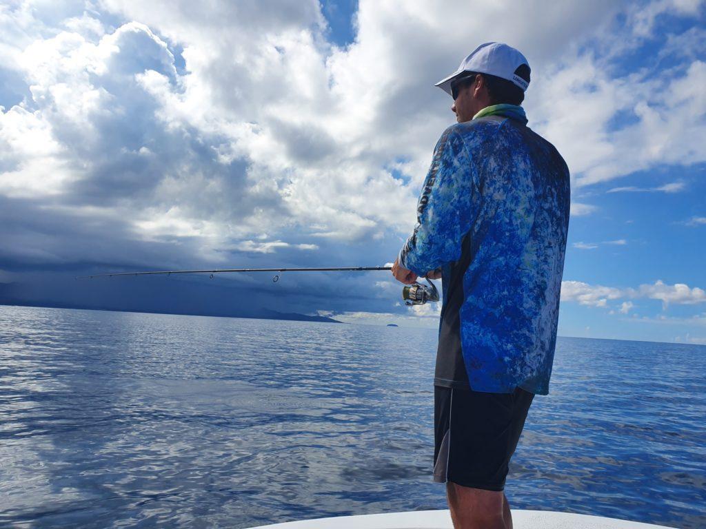 Pêche en Guadeloupe : 2ème jour