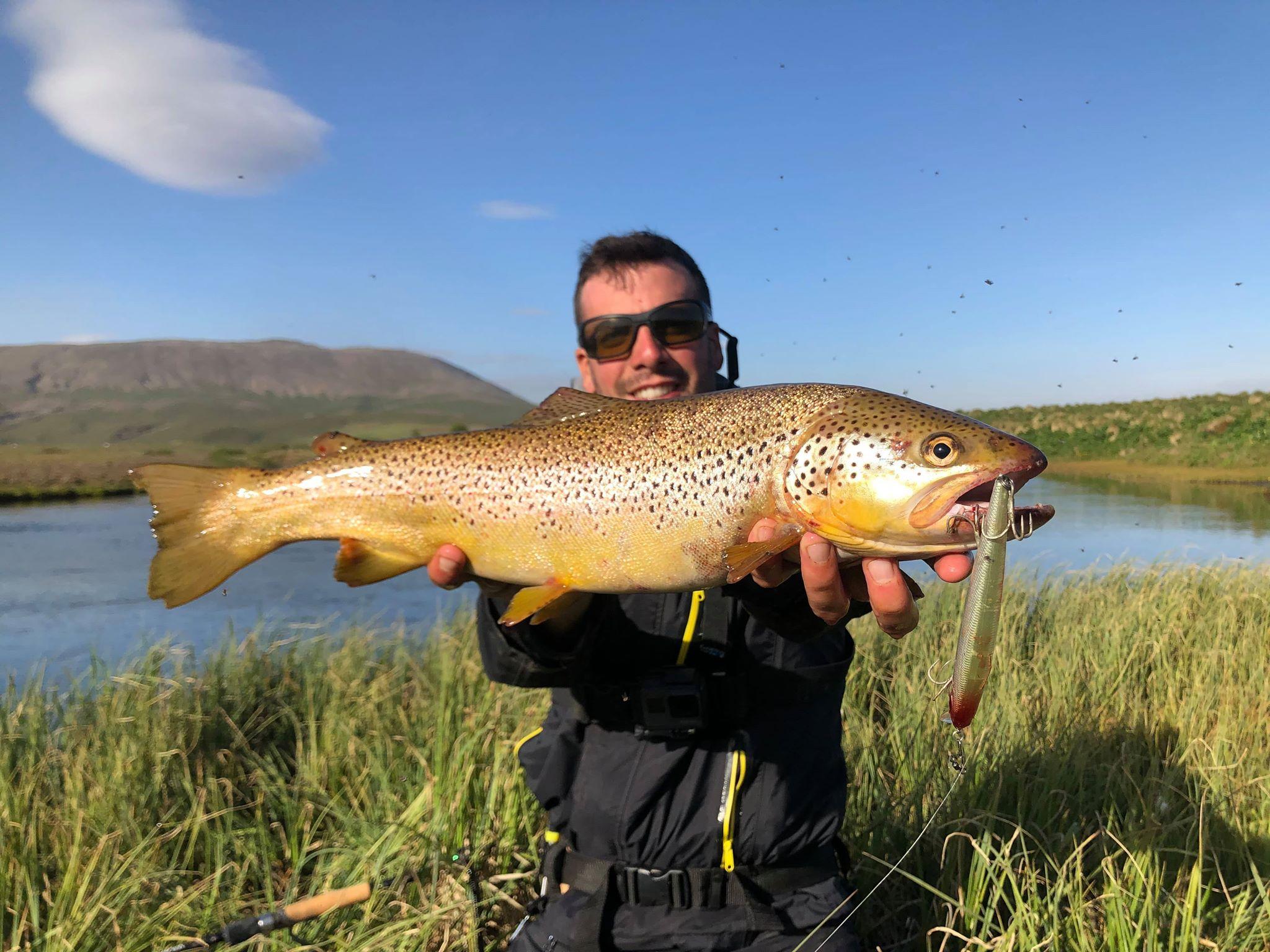 Ouverture de la pêche à la truite 2021