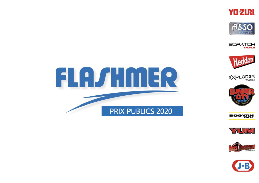 Catalogue Flashmer 2020