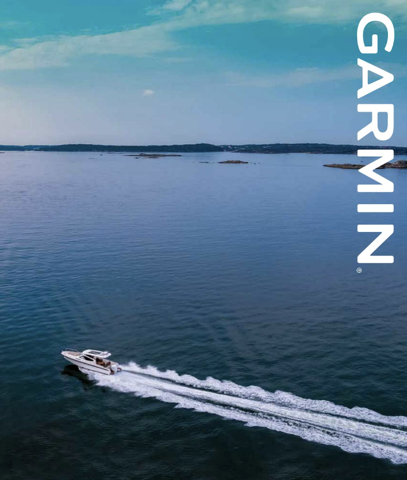Catalogue Garmin Marine 2020