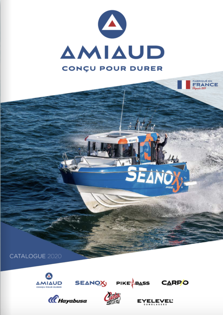 Catalogue Amiaud 2020
