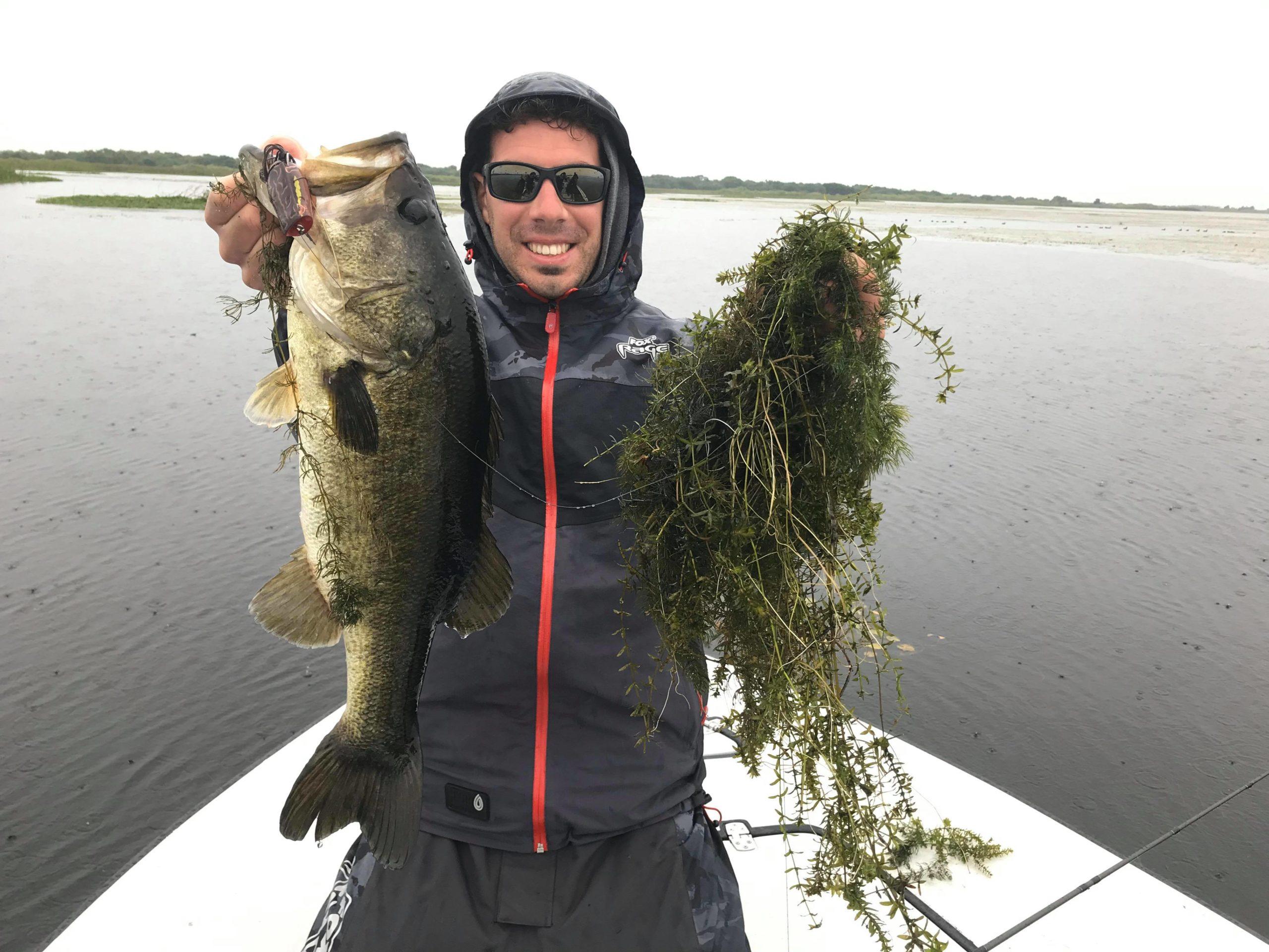 Pêcher dans les herbiers: quels leurres pour pêcher dans les herbiers ?