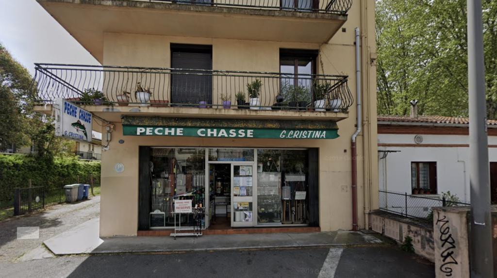 Magasin de Pêche Toulouse Cristina Gilbert