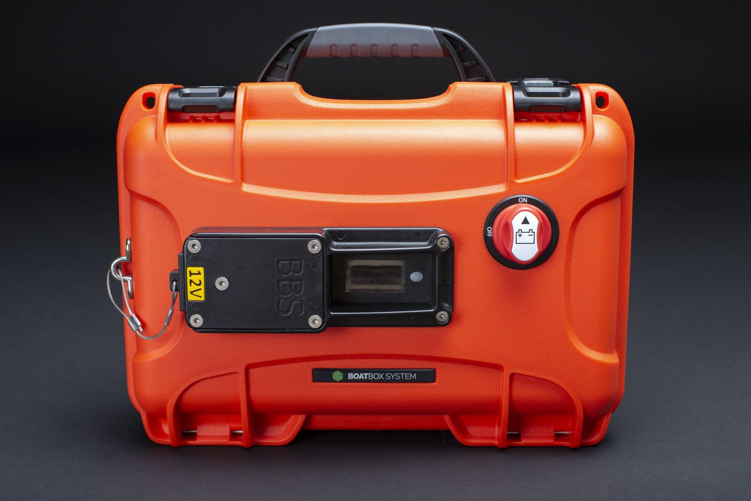batterie au lithium Boat Box System Xtroller V2