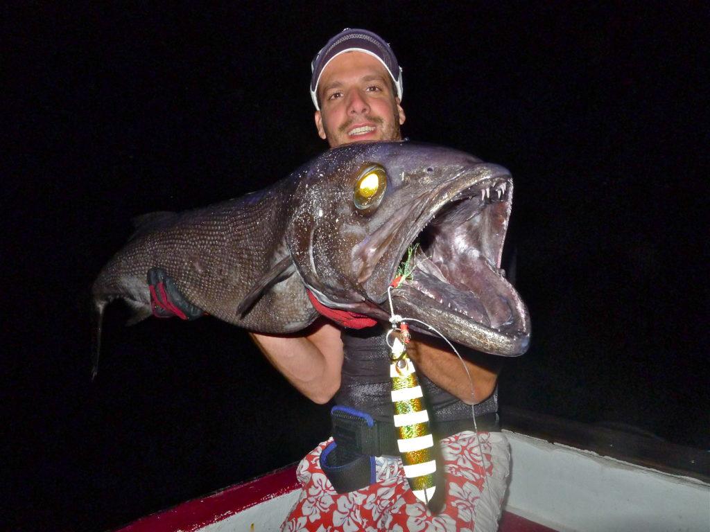 Oilfish au jig Evergreeen Caprice